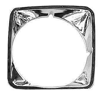 1969-1972 Chevy Pickup Lamp Bezel Passenger Side