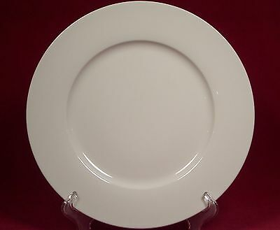 Fitz and Floyd Gourmet White Dinner Plate (s) Solid White in Color Party Pack