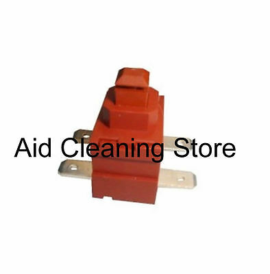 To Fit Numatic Henry Hoover On / Off Push Button Switch New A9915