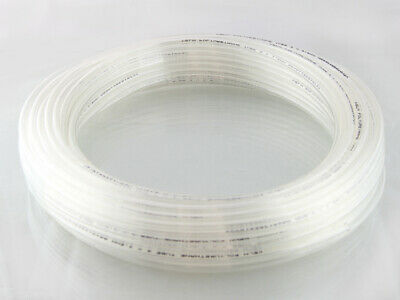 4mm  FLEXIBLE Clear PVC TUBING  HOSE SCREEN WASHER PIPE TUBE FOR WATER 5 MTRS