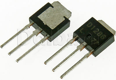 2SD1286 Original New NEC Silicon NPN Transistor D1286