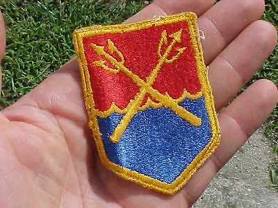 Original Wwii Eastern Defense Command Patch