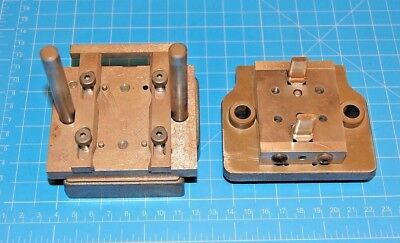 Forming Die Assembly - Steel W/ Guide Rails as Shown