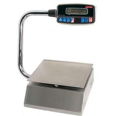 TorRey PZC-10/20 Portion Control Scale with footprint 20 x 0.005 lb