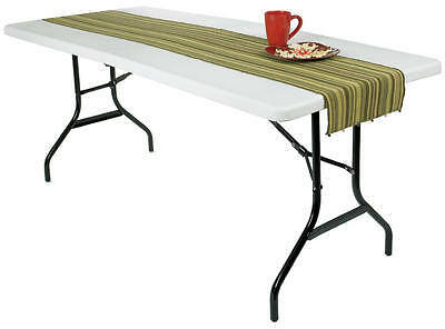 "Portable Molded Banquet Table, Folds in Half, 30"" x 72"" ,TBL-072, FREE SHIPPING!"