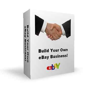 Complete eBay Business Package - Make Money From Home!