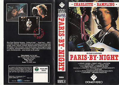 Paris By Night (1988) Vhs