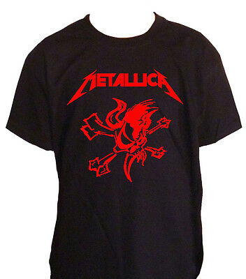 fm10 t-shirt bambino METALLICA Heavy Metal rock MUSICA
