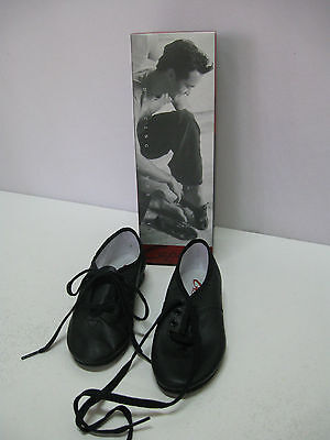 Capezio Child's Full Sole Leather Jazz Dance Shoes,  Tan or Black, New  REDUCED!