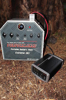 Dual Battery System Extreme 130  With Projecta 600 Watt Pure Sine Wave Inverter