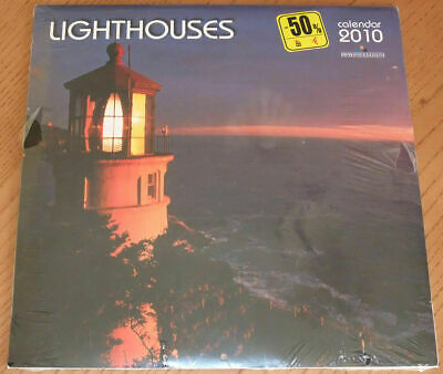 Calendar LIGHTHOUSES 2010 Calendario AA1