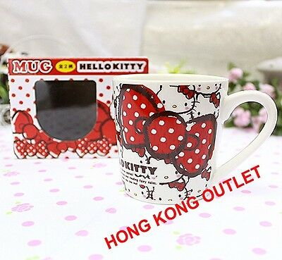 Hello Kitty Small Ceramic Cup Mug Original Japan Sanrio   A101c