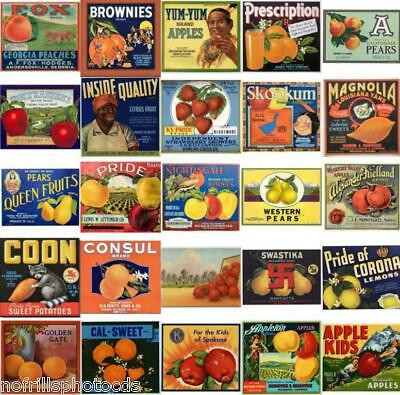 HO Scale 1920-1960's Vintage poster sign ad labels 8000+ PICs CD w/ print guide