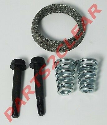 Vauxhall Astra Mk4 Rear Exhaust Box Gasket Fitting Kit Brand New