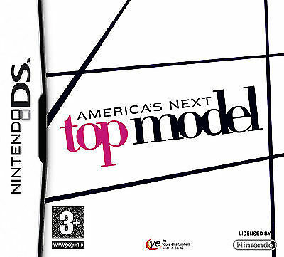 Nintendo DS NDS DSI XL Lite Spiel America's wie Germany´s Next Top Model  Neu
