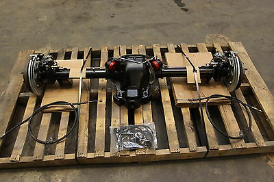 Ford Mustang Gt   Solid Rear Axle Rearend End