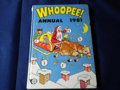 The Whoopee Book Annual 1981