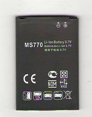Lot Of 3 New Battery For Lg Ms770 Motion 4G Lte Metropcs