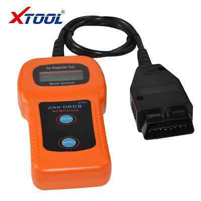 OBD2 II Auto Scanner Trouble Code Scan Tool Clear Check Engine Light CAN OBDII