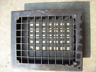 grate no fins simple squares (G 461)