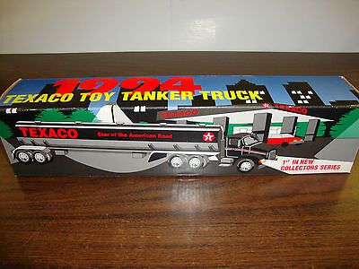 "Texaco---Toy Tanker Truck---#1---1994---13"" Long"