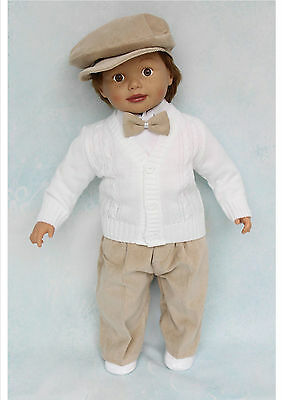 Baby Boy White Wedding Christening 5 Piece Outfit Set 0-18 M 64/68/74/86 cm