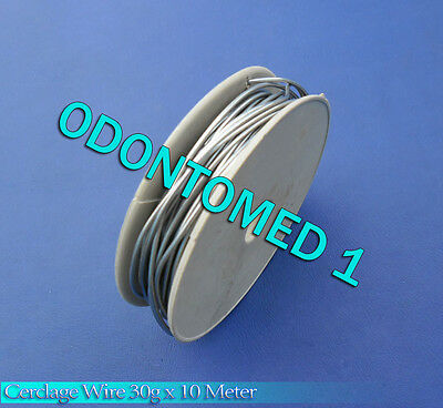 Cerclage Wire 30g x 10m Orthopedic Instruments