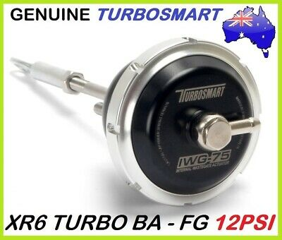 TURBOSMART Ford XR6 Turbo BA BF FG 12 PSI Internal Wastegate Actuator FPV