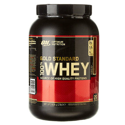 Optimum Nutrition Gold Standard 100% Whey 912g | Free Delivery