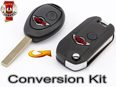 Mini Cooper S One D Clubman Cabrio Carcasa Mando Funda Transformation Llave Key