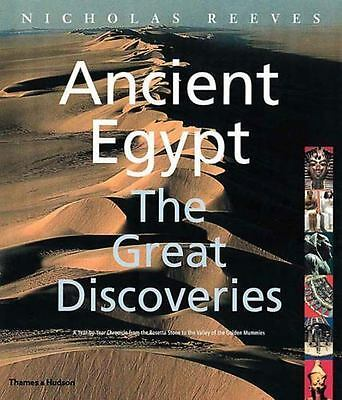 ANCIENT EGYPT The Great Discoveries Nicholas Reeves NEW