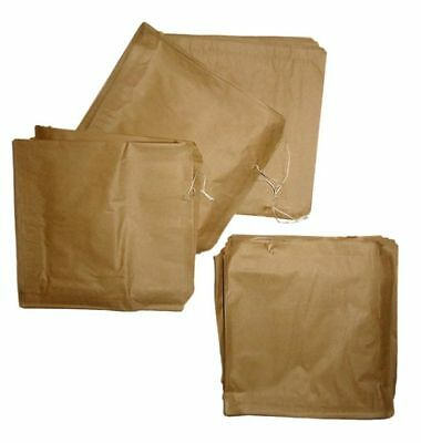 "Kraft Brown Paper Bags 13""x14 & 14""x18"" Select Size & Qty CATERING ,RESTAURANT"