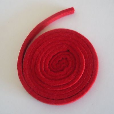 """Piano Hammer Butt Felt - .164"""" Thick - Replace worn or missing felts"""