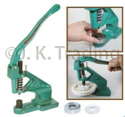 Hole Machine for 158mm Button Maker Badge Maker 90 Day Guarantee