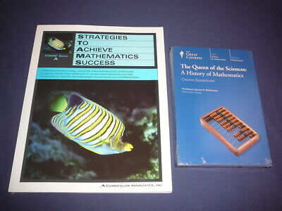 Teaching Co Great Courses DVDs       QUEEN of the SCIENCES      latest release