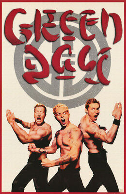 Poster :music : Green Day - Kung Fu  - Free Shipping !   #3556  Lp35 L