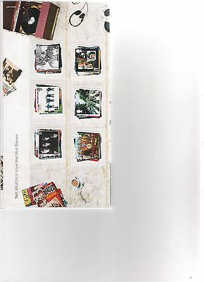 2007 Royal Mail Presentation Pack The Beatles Mint Decimal Stamps