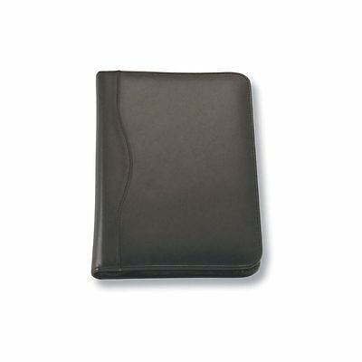 Compendium LEATHER A5 Black / Parker pen gift included
