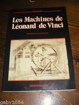 Les machines de Léonard de Vinci ( invention horlogerie mécanique locomotion)