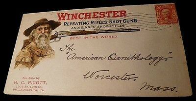 Advertising Cover - Winchester Repeating Rifles - 1905