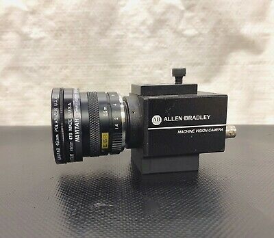 Allen Bradley Machine Vision Camera 2801-YF Ser A Rev C
