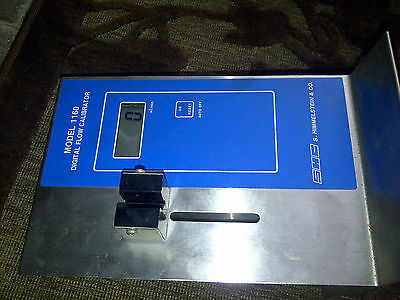 Shc Digital Flow Calibrator Model 1160