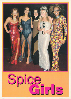 Poster - Music - Spice Girls - Award -  Free Shipping ! #  #fpo525  Lc19 H