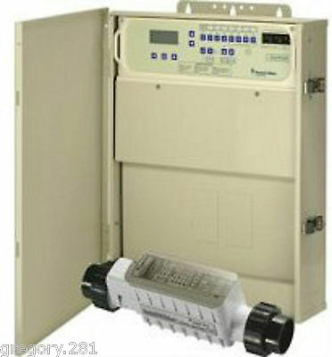 Pentair 520593 EasyTouch 4PSC Pool or Spa Control w/ IC40 Salt Cell Single Body
