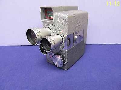 Wollensak model 43 8mm movie camera