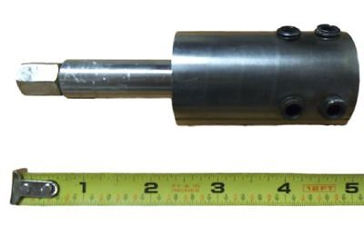"Universal Motor Shaft Adapter 7/8"" Inner Bore - Coupler - Clamp On- *FREE SHIP*"
