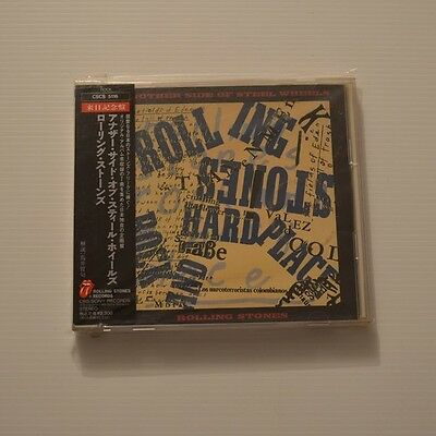 ROLLING STONES - Another side of steel wheels - 1990 7-TRACKS JAPAN CD