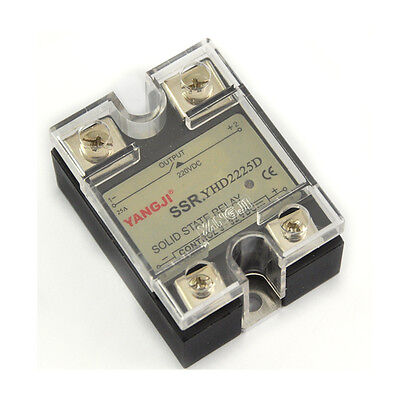 Solid State Relay SSR 25A DC3-32V Control DC5-220V DC Control DC YHD2225D