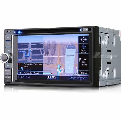 Dual Core 3G Car In-Dash DVD Player GPS Head Unit RDS Ph-Book Dual Zone 890AUL