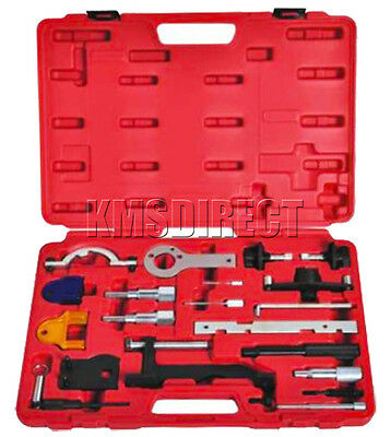 Professional Diesel Petrol Engine Timing Belt Tool Kit for Vauxhall Opel GM New
